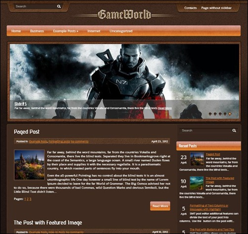 GameWorld-WordPress-Theme-