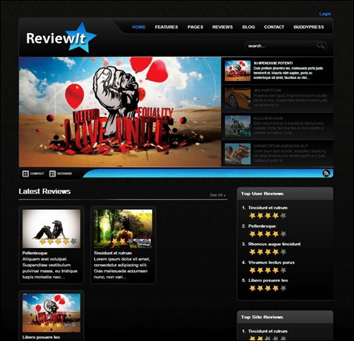 ReviewIt-WordPress-BuddyPress-Theme