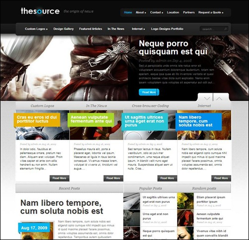 TheSource-WordPress-Theme
