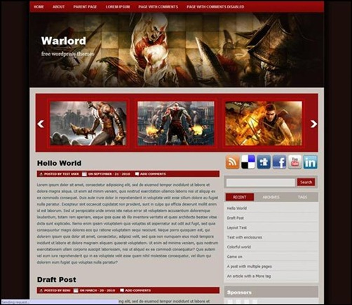 Warlord-WordPress-Theme