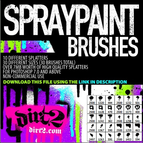 hires-ps7-splatters-brushes