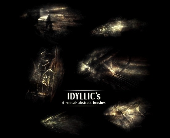 idyllics-metal-brushes
