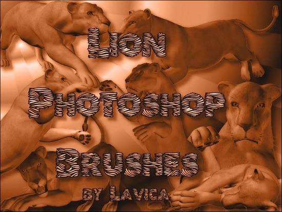 lion-brushes