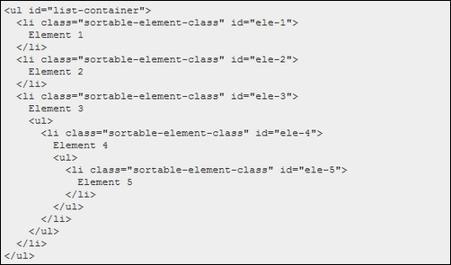 nested-sortable
