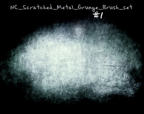 scratcged-metal-grunge-set
