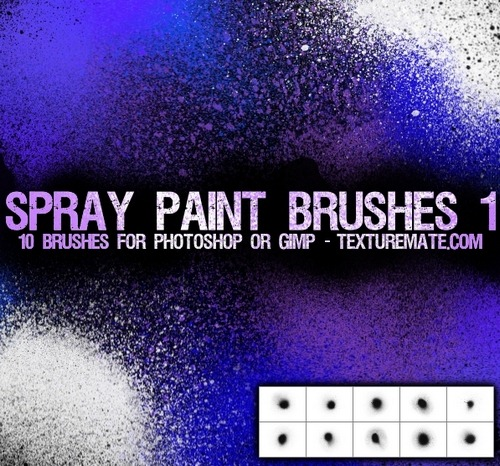 35 packs of useful spray paint brushes creative cancreative can. Black Bedroom Furniture Sets. Home Design Ideas