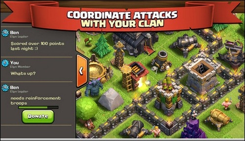 Clash of Clans – MORE INFO