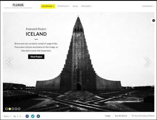 fluxus-portfolio-theme-for-photographers