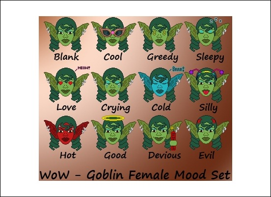 free-goblin-emoticon-set