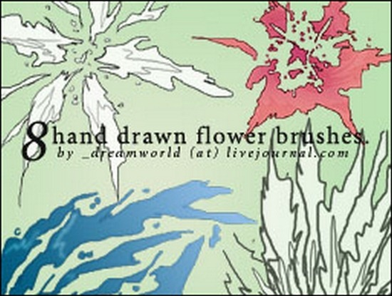 hand-drawn-flower-brushes[3]