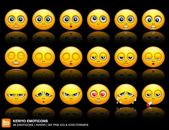 keriyo-emoticons