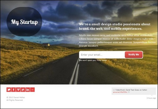 35 Best Landing Page Templateswant Increased Conversion