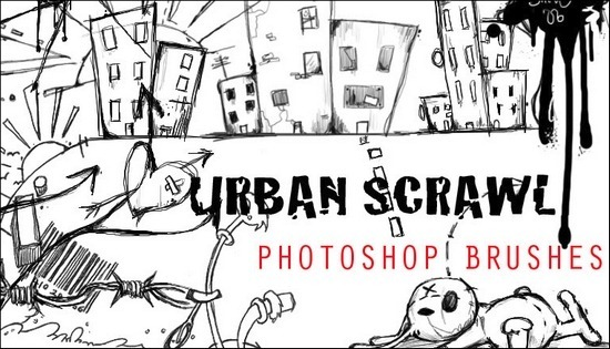 urban-scrawl-brushes