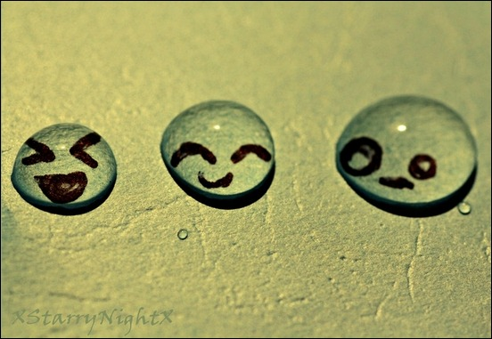water-drop-emoticons