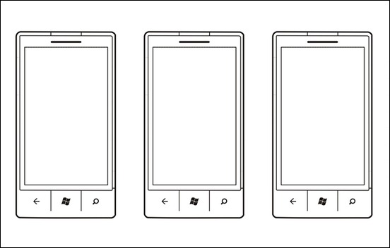 windows-phone-7ux-sketch-templates