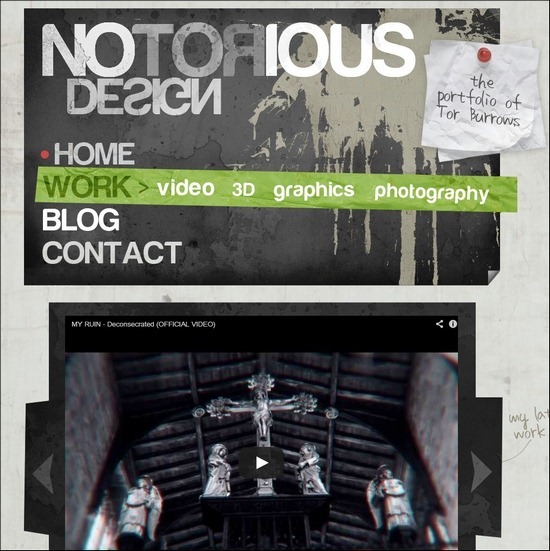 Notorious-Design