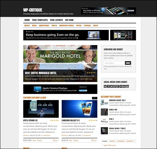 WP-Critique-wordpress-review-theme